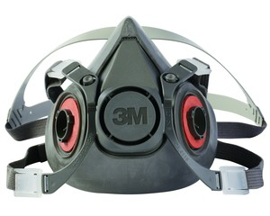 3M™ Half Facepiece 6000 Series, Reusable Respirators
