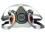 3M™ Half Facepiece 6000 Series, Reusable